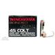 Winchester 45 Colt 225gr PDX1 Ammunition 20rds - S45CPDB