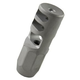 Lancer Nitrous Compensator 1/2-28 - Stainless Steel LNC-223-SS