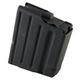 ASC Magazine: SR-25: 308 Winchester/7.62 NATO 10rd Capacity Black Marlube Stainless Steel Black Follower - 10-308-SS-BM-B-ASC