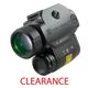 Laser Genetics ND 3P Green Laser Weapon Light ND3P