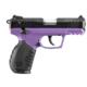 Ruger SR-22 .22 LR Purple Polymer with Black Grips 3606