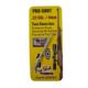 Pro-Shot .22 Cal./6mm Trace Eraser Spear Tip Jag 22/6TEJ