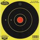 Birchwood CaseyDirty Bird Yellow 6in Round Target