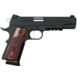 Sig Sauer 1911 .45 ACP Black Nitron Finish Night Sights with Rosewood Grips 1911R-45-BSS