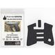 Decal Grips for Glock FingerGroove Frame Gen 3 Sand-Black  G17FGS