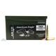 American Eagle 5.56 55gr Ammunition 120rds Mini-Can - - XM193LPC120