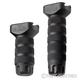 Troy Modular Combat Grip (Aluminum) - Black SGRI-TRG-A0BT-00