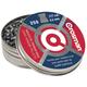 Crosman .177 Wadcutter 7.4 Grain Pellets, Pack of 250