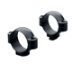 Leupold STD 30mm Medium Scope Rings Matte 49956