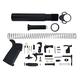 Palmetto State Armory MOE Pistol Lower Build Kit, Black - 39625