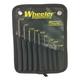 Wheeler Delta Series Roll Pin Punch Set: 204513
