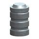 RCBS - 2-Cavity Bullet Mold 32-098-WC 32 Caliber (314 Diameter) 98 Grain Wadcutter - 82060