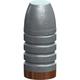 RCBS - 2-Cavity Bullet Mold 45-255-SWC 45 Caliber (454 Diameter) 405-FN - 82053