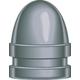 RCBS - 2-Cavity Bullet Mold 38-090-RN 38 Caliber (356 Diameter) 90 Grain Round Nose - 82057
