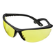 Champion Shooting Glasses Blk/Yellow CA