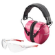 Champion Ballistic Eyes and Ears Combo, Pink 40624