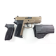 Sig Sauer SP2022 FDE 9mm w/ SigLite Night Sights and Black Grips E2022-9-FDE-BLKGRP