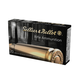Sellier & Bellot 223 Remington 55gr FMJ Ammunition 20rds - SB223A