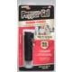 Sabre Pepper Gel - Black Flip Top Key Case with Finger Grip F15-BUSG
