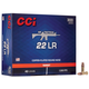 CCI .22 Long Rifle 40gr Copper Plated RN AR Tactical Ammunition 300rds - 956