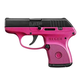 """Ruger LCP Raspberry Frame .380 Auto 2.75"""" Barrel 03705"""