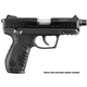 Ruger SR22 .22lr Black w/ Threaded Barrel 3604