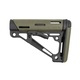 Hogue OverMolded Collapsible Stock, OD Green
