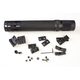 Hogue AR-15/M-16 Rifle Length OverMolded Forend W/ Accessories - Black 15074