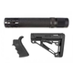 Hogue AR-15/M-16 Grip Kit- Includes Mil-Spec Buffer Tube and Hardware - Black