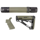 Hogue AR-15/M-16 Kit- Includes Mil-Spec Buffer Tube and Hardware - OD Green