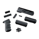 Hogue AK-47/AK-74 Standard Chinese and Russian - Kit - OverMolded Grip and Handguard 74008