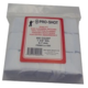 Pro-Shot 6mm-7mm Square Cleaning Patches 13/8in. 500 Count - -13/8-500