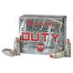 Hornady 357 Sig 135gr FlexLock Critical Duty Ammunition 20rds - 91296