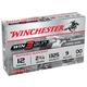 Winchester 12ga 2.75 00 Buck WIN3GUN Ammunition 5rds - XB1200TG