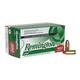 Remington UMC 9mm 115gr Metal Case Pistol Ammunition, 100 Rounds - L9MM3B