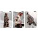 Zombie Cute Animal Variety 6pk- - -46054