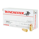 Winchester USA 380 Auto/ACP 95gr FMJ Ammunition 100rds Value Pack - USA380VP