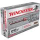 Winchester 243 85gr Varmint-X Ammunition 20rds - X243P