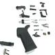 PSA MOE SL Lower Parts Kit Black - 505348