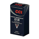 CCI .22 Long Rifle 40GR Segmented HP Quiet Ammunition 500rds (10 boxes of 50) - 970