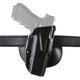 Safariland 6378 ALS Paddle & Belt Holster, Glock 29, 30, Plain, RH - 6378-483-411