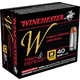 Winchester 40 S&W 180gr JHP Defend Ammunition 20rds - W40SWD