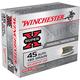 Winchester 45 Auto/ACP 185gr SilverTip Hollow Point Ammunition 20rds - X45ASHP2