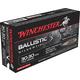 Winchester 30-30 150gr Ballistic SilverTip rifle Ammunition 20rds - SBST3030