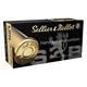 Sellier & Bellot .38 Special 158 gr LRN 50 Rounds Ammunition - SB38A