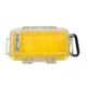 Pelican Model 1015 Waterproof Case - Yellow / Clear - 1015-007-100