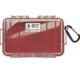 Pelican Model 1040 Waterproof Case - Red / Clear - 1040-028-100