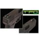 TruGlo TFO Sight Set Tritium / Fiber Optic Green, Fits Glock 42 - TG131GT1A