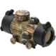 TruGlo Red Dot Sight 30mm Tube 1x 5 MOA Dot with Integral Weaver-Style Base