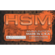 HSM 357 Magnum 158gr PFP Ammunition New Manufactured 50rds - HSM-357-6R-N